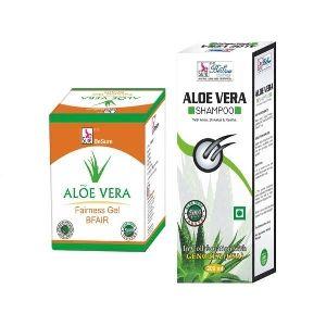 Fairness Gel With Besure Aloe Vera Shampoo