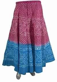 Long Skirt In Cotton