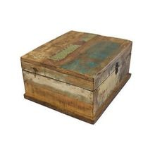 Reclaimed Wooden Small Storage Box