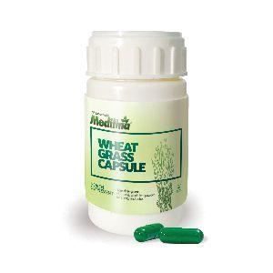 Wheatgrass Capsules - 120 No.s