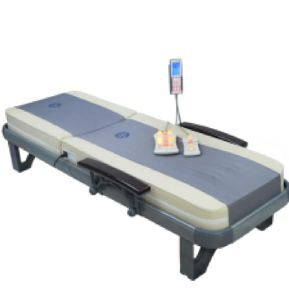 Full Body Thermal Acupressure Massage Bed