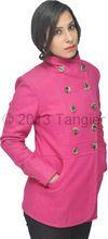 Coat Jacket Warm Fashion