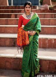 Patola Heavy Saree