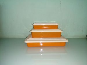 Plastic Colored Sweet Boxes