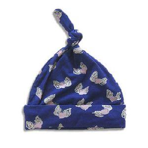Organic Knot Baby Beanie Hat