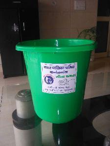10 ltr open top dustbin