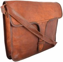 messenger brown bag