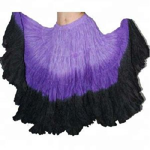 Long Cotton Skirt Tribal Wear