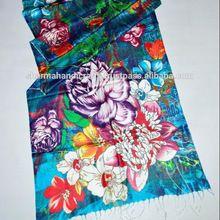 Quality Digital Print Summer Shawls