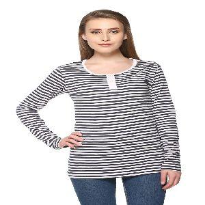 Hanley Neck T-shirts For Women