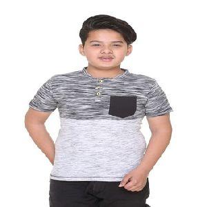 Neck Designer T-shirts For Kids