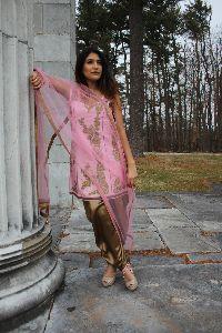Patiala Salwar Suit With Dupatta