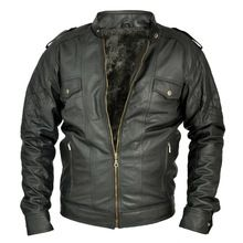 men and women biker jacket
