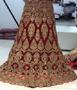 wedding bridal lehenga choli