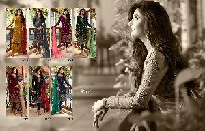Silk Salwar Suits