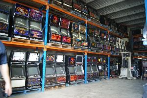 Gaming Machines Repair And Service