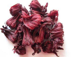 Dry Hibiscus Flowers