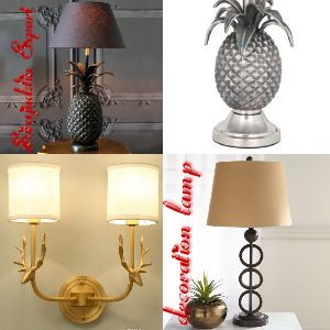 Aluminum Decorative Lamps
