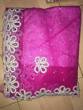 Bridal Heavy Work Sarees By Salamath