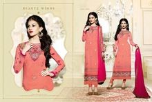 Designer Party Wear Heavy Anarkali Suit