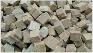 Hand Cut Multi Brown Cobble Stone