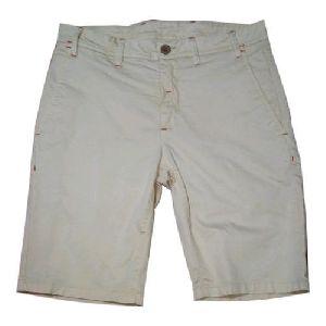 Mens Plain Bermuda Short