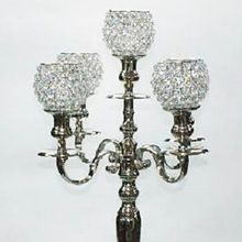 Wedding Decoration Crystal Candelabra