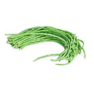 Natural Green Long Beans