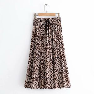 Ladies Printed Long Skirts