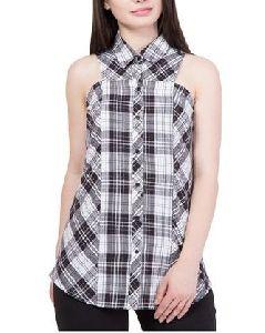 Ladies Sleeveless Shirts