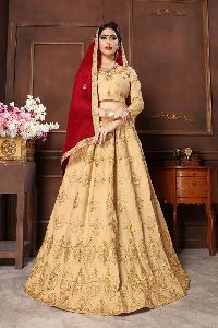 Bridal Wear Indian Lehenga