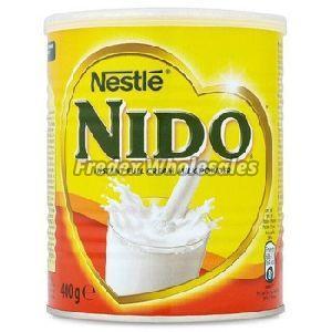 Transparent Cap Nestle Nido Powder Milk