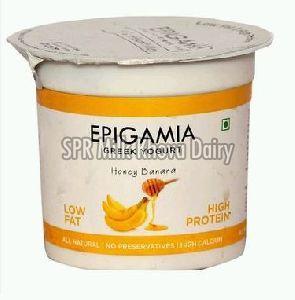 Epigamia Honey Banana Greek Yogurt