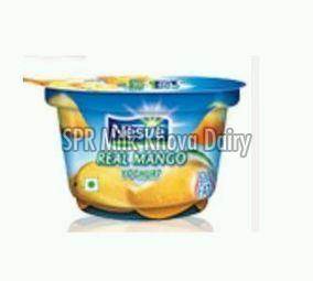Nestle Real Mango Flavoured Yogurt