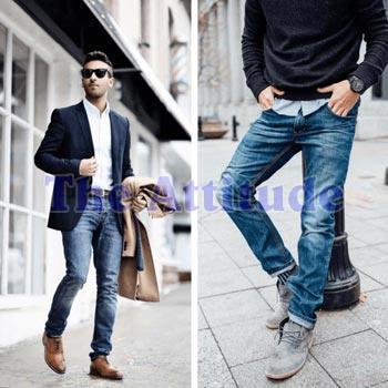 Men Casual Jean