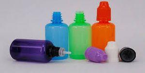Multi Colored Pet Bottles