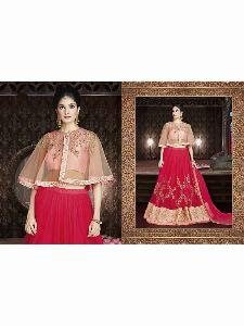 fbb5653b38 Net Lehenga Choli - Manufacturers, Suppliers & Exporters in India