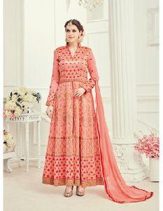 Silk Salwar Kameez Suits