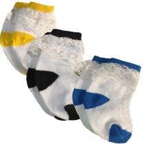 Girls Ankle Length Socks