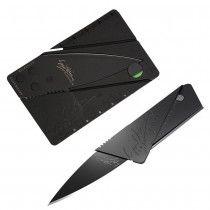 Pocket Credit Card Shaped Folding Safety Knife