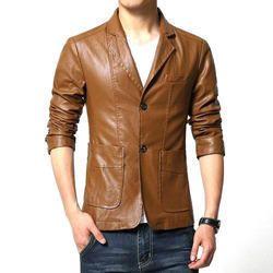 Casual Wear Leather Jacket