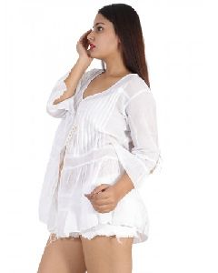 Multi Button Tops For Women