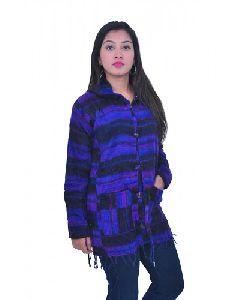 Winter Woolen Hoodie Coats
