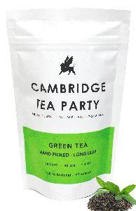 Cambridge Tea Party - Long Leaf Green Tea, Antioxidant Rich
