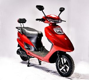 Electric Scooter Jet 250xl+(red)