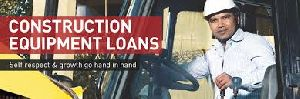 Construction Equipment Loan