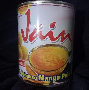 Ratnagiri Alphonso Mango Pulp
