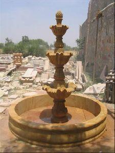 Sandstine Fountain