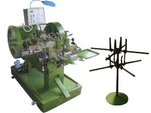 Bimetal Contact Making Machine