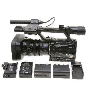 Sony Hvr-z7u Hdv Video Camcorder